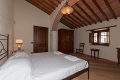 Holiday home Tuscany near Bibbiena and Arezzo with heated swimming pool 4 guests - Casa Girasole