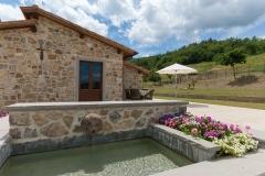 Vakantiehuis Toscane met zwembad 4 Persoons Casa Girasole