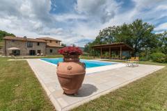 Vakantiehuis Toscane met zwembad | Vakantiewoningen Borgo La Casa
