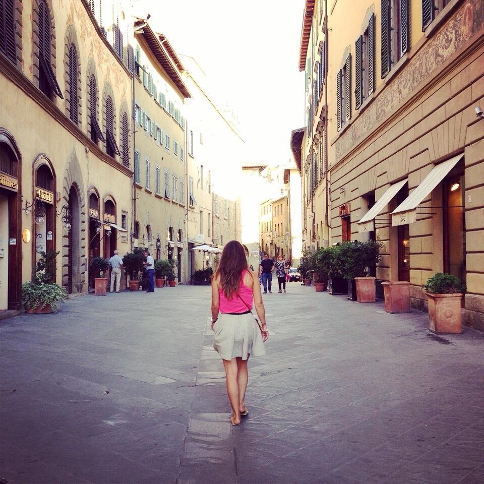 Shopping in Arezzo - Vakantievilla Borgo La Casa