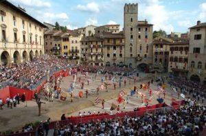 Bezoek Arezzo