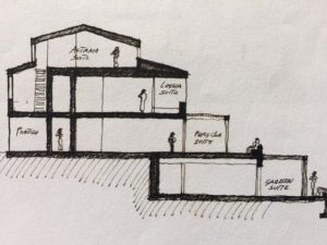 Bouwgrond Toscane, bouwkavel 4 Borgo La Casa, Casentino