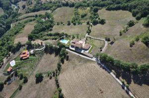 Bouwgrond kopen in Toscane, ruime bouwkavel Borgo La Casa