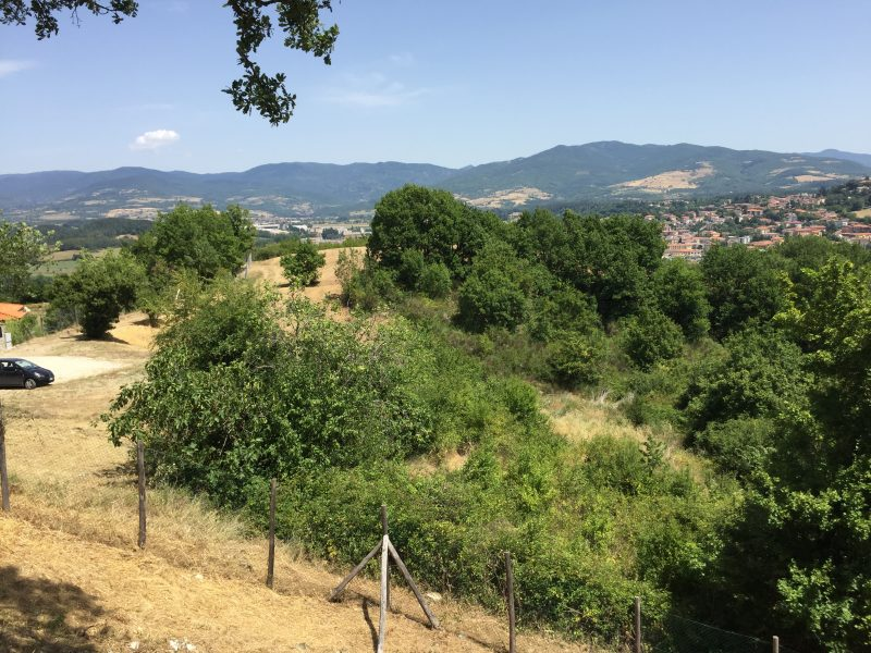 Building Plot, Borgo La Casa, Tuscany, build your own house in Tuscany
