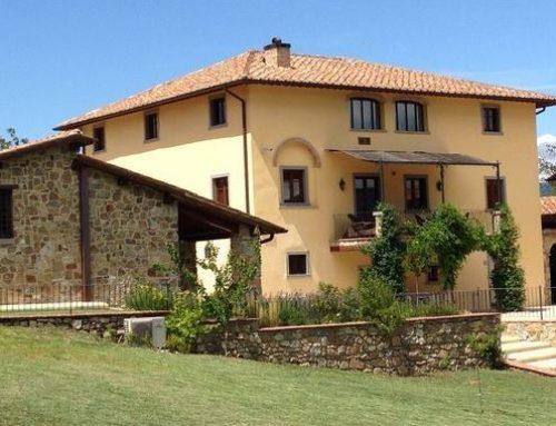 Casa Poppi Toscane (Girasole + Giglio) – 10 personen