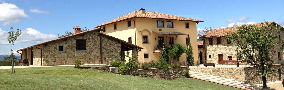 Holiday villa for 4, 6 or 10 people, Borgo La Casa, Poppi, Tuscany