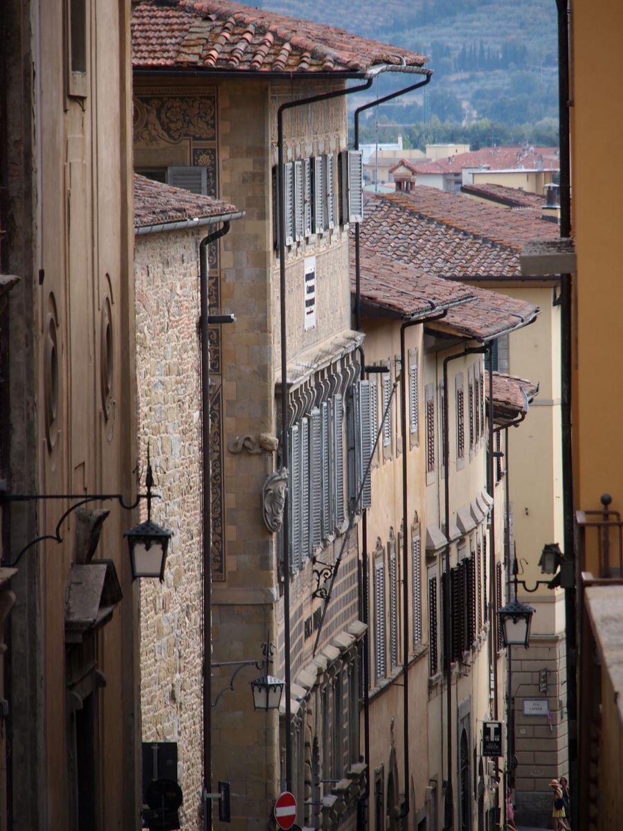 Arezzo Casentino Vakantievilla voor 4, 6 of 10 personen