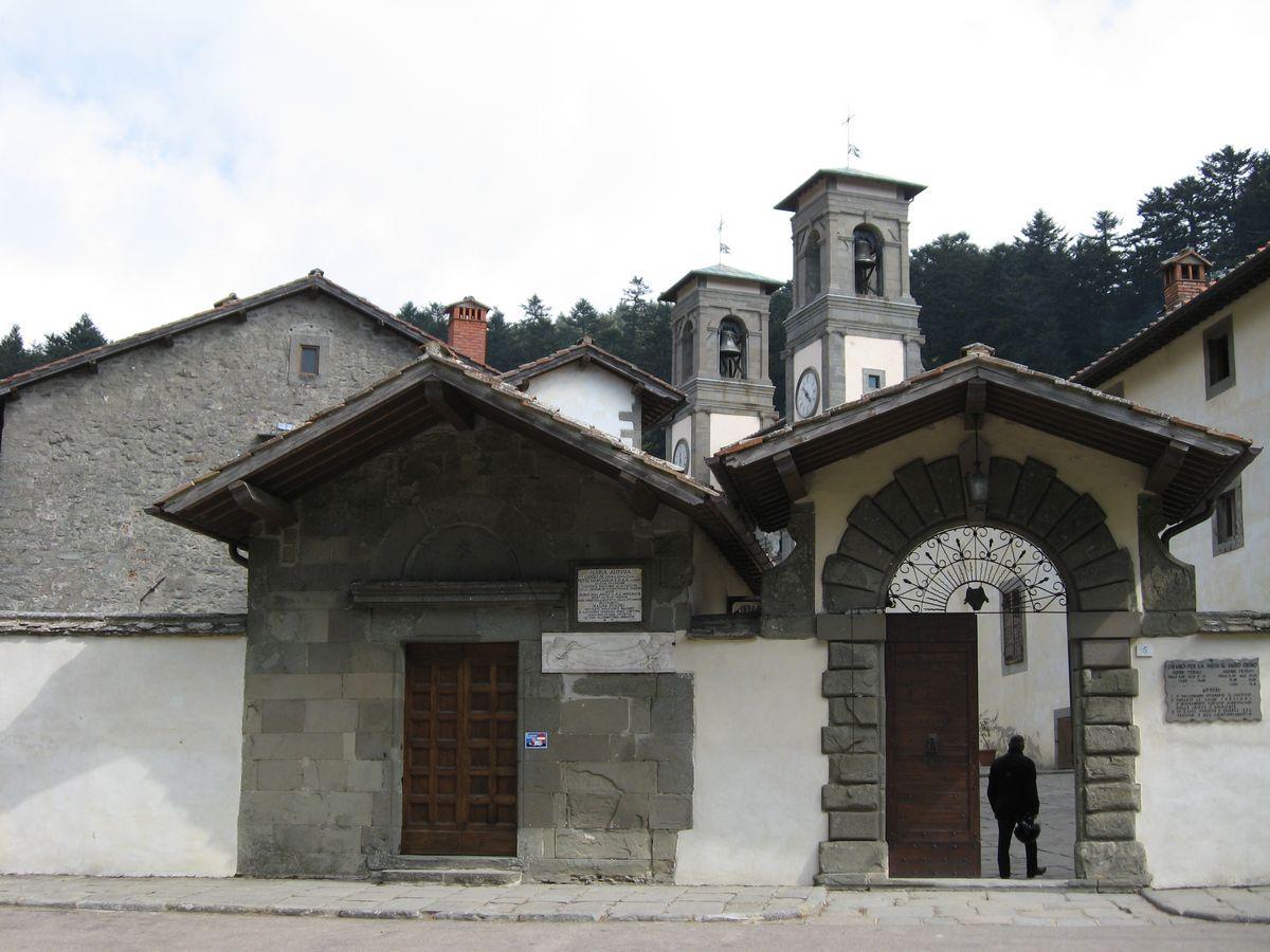 Camaldoli Casentino Toscane