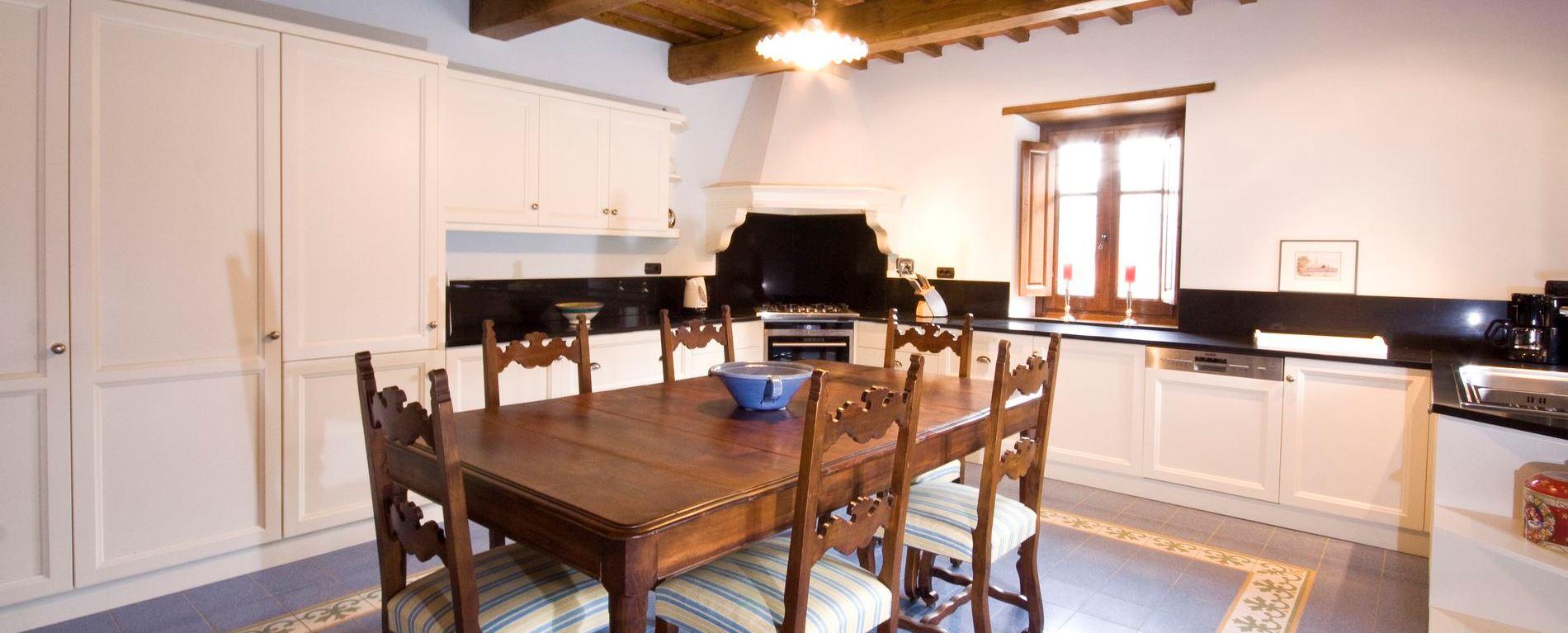 Toscane Poppi Bibbiena - Borgo La Casa vakantiehuizen