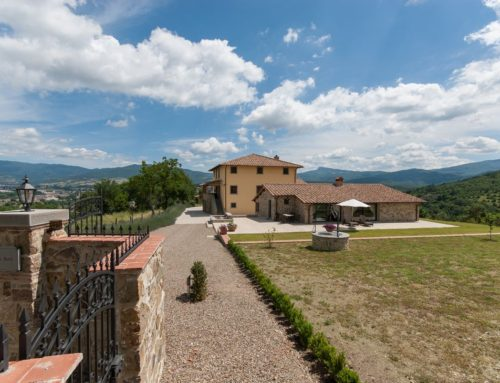 Last minute Tuscany deals – Villa with a pool