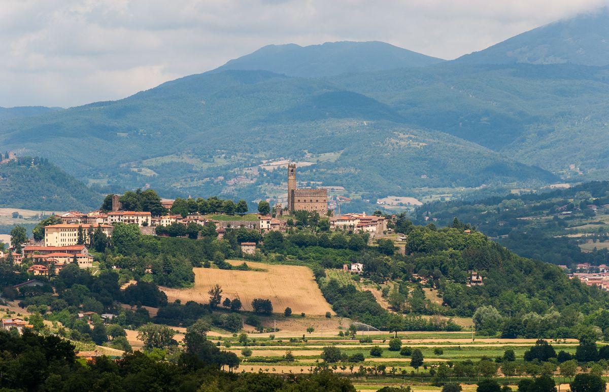 Vakantievilla in Toscane Casentino Poppi